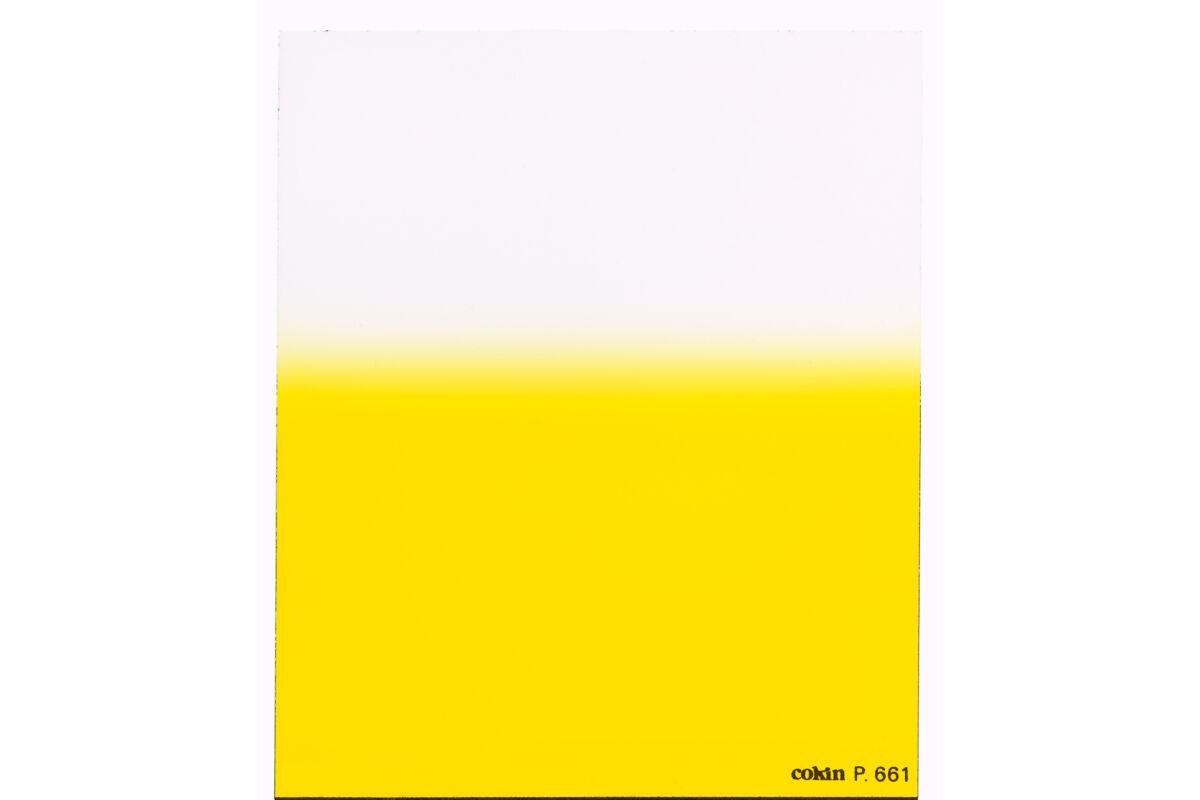 71e9b70e3132 Cokin Átmenetes fluo sárga 2 - P méret