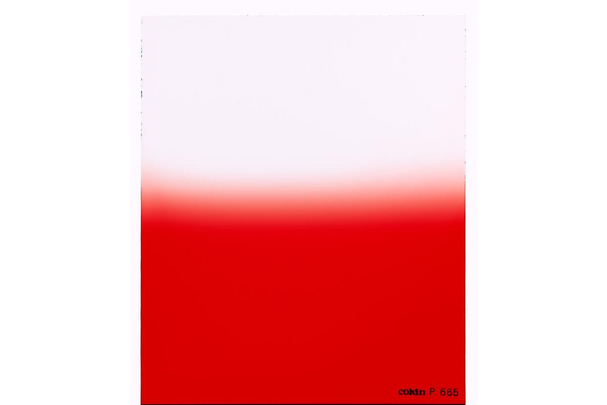 9e3737052d4e Cokin Átmenetes fluo vörös 2 - P méret