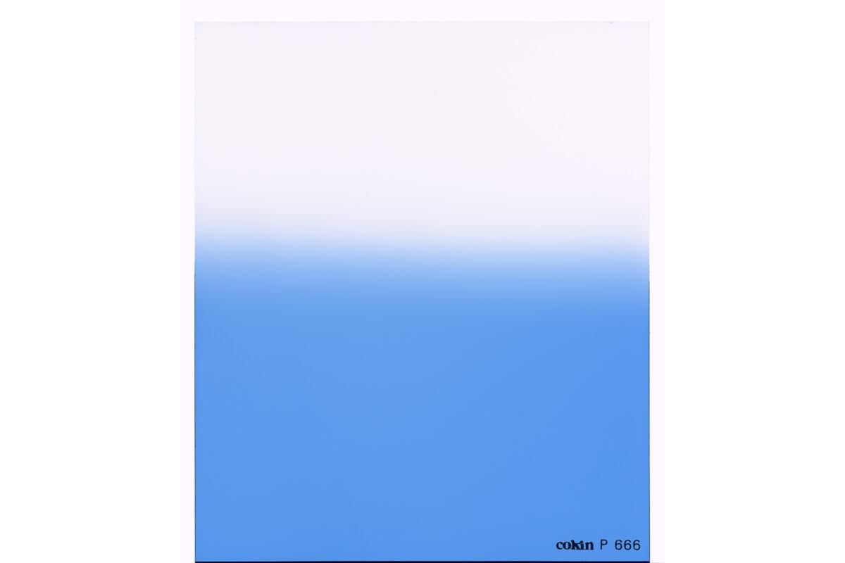 1b6f72ef5e1c Cokin Átmenetes fluo kék 1 P - P méret