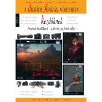 Könyv - Digitális fotózás kezdőknek - 2019
