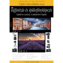 Könyv - Tájfotózás és épületfényképezés - 2021