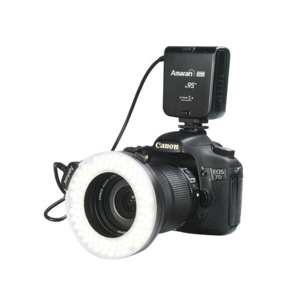 Aputure Amaran Led Körlámpa/vaku AHL-HC100 95+ CRI - Canon