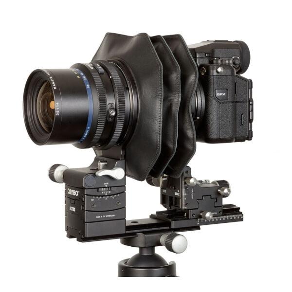 Cambo Actus-GFX műszaki fényképezőgép a Fuji GFX 50 fényképezőgéphez