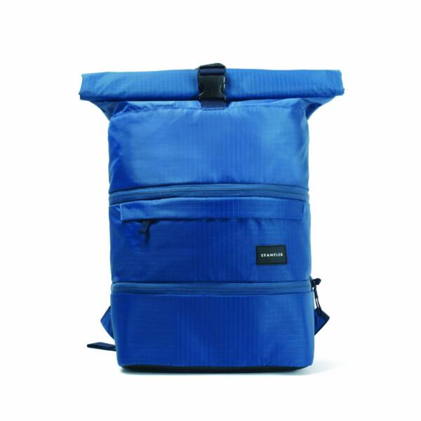 Crumpler The Pearler black sailor blue-