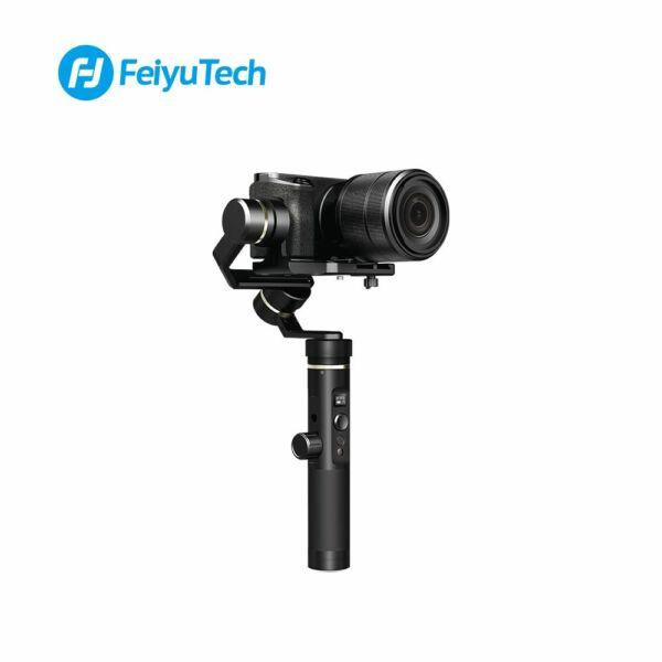 Feiyu-tech G6 Plus időjárásálló 3 tengelyes stabilizátor gimbal