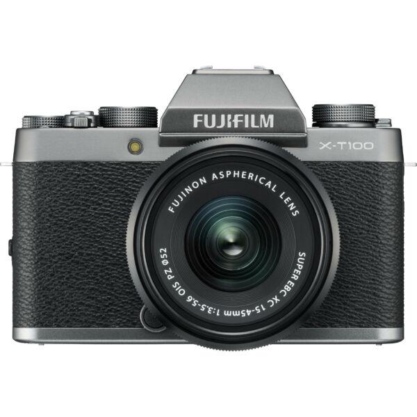 Fujifilm X-T100 + XC 15-45mm F/3.5-5.6 OIS PZ - Ezüst