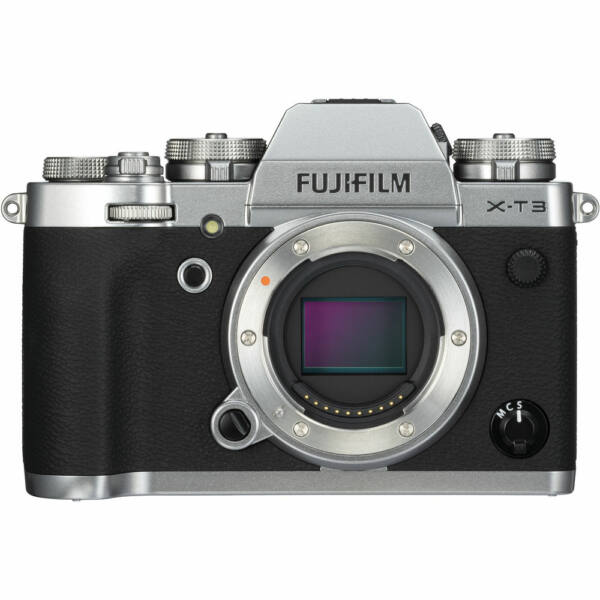 Fujifilm X-T3 váz - Ezüst