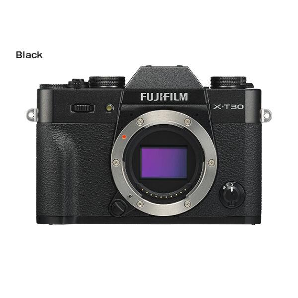 Fujifilm X-T30 váz - Fekete