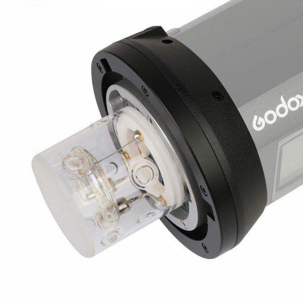 Godox Bowens adapter AD300Pro, AD400Pro vakuhoz