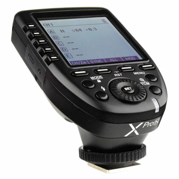 Godox X PRO N vakuvezérlő Nikon