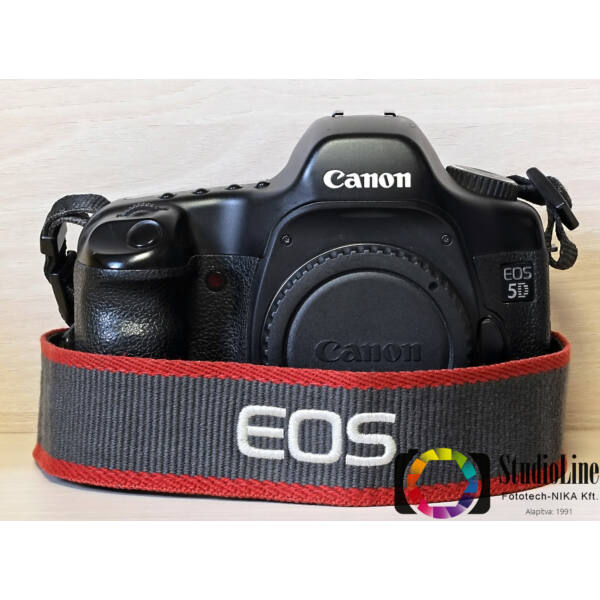 Canon EOS 5D váz Használt