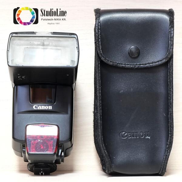 Canon 550EX vaku (HIBÁS) Használt