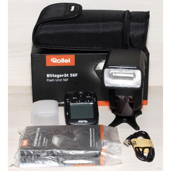 Rollei 56F vaku (Canon/Nikon)- Használt