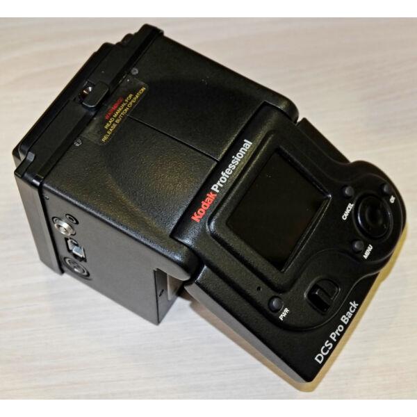 Kodak DCS Pro Back digitális hátfal Használt