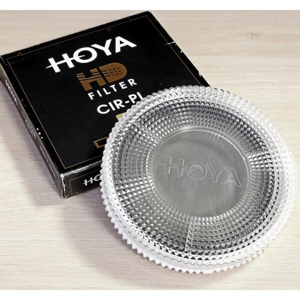 Hoya 82mm HD Cir. Polár szűrő - Használt