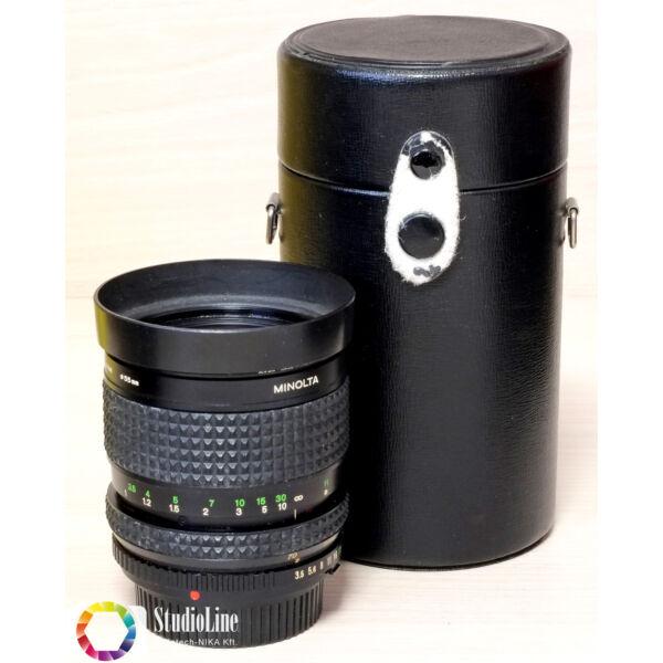 Minolta 35-70mm F3.5 MD Zoom Rokkor Használt
