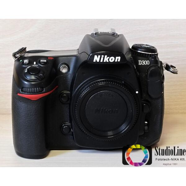 Nikon D300 váz Használt