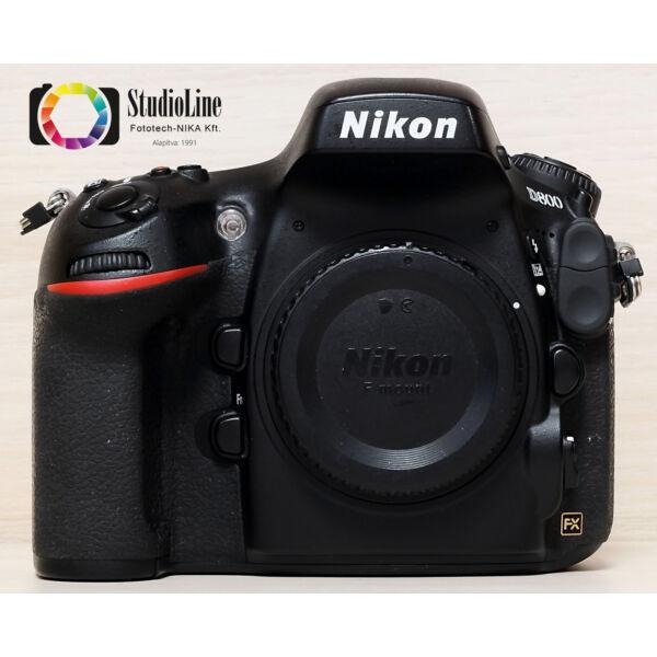 Nikon D800 váz Használt