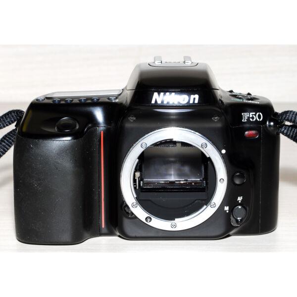 Nikon F50 váz Használt