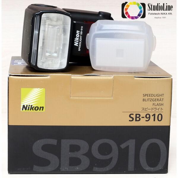 Nikon SB-910 vaku Használt