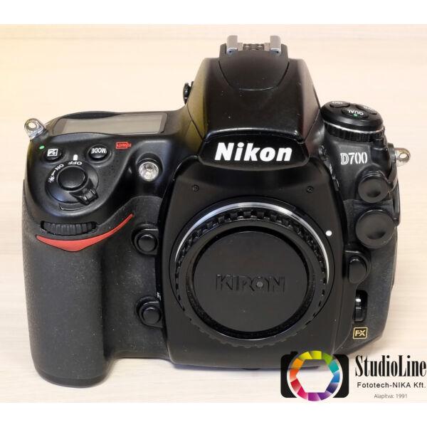 Nikon D700 váz Használt