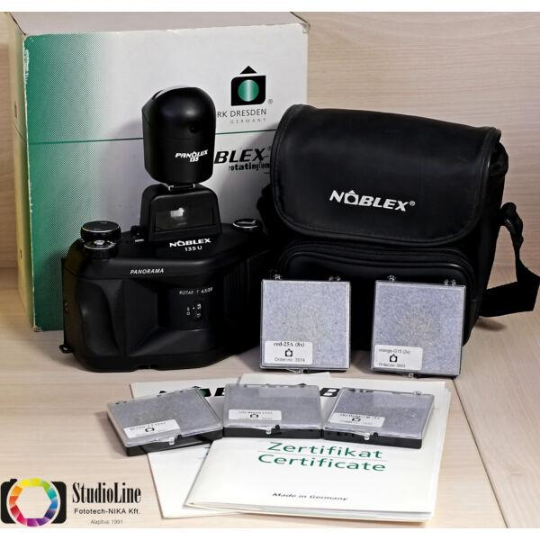Noblex 135 U panoráma fényképező Használt