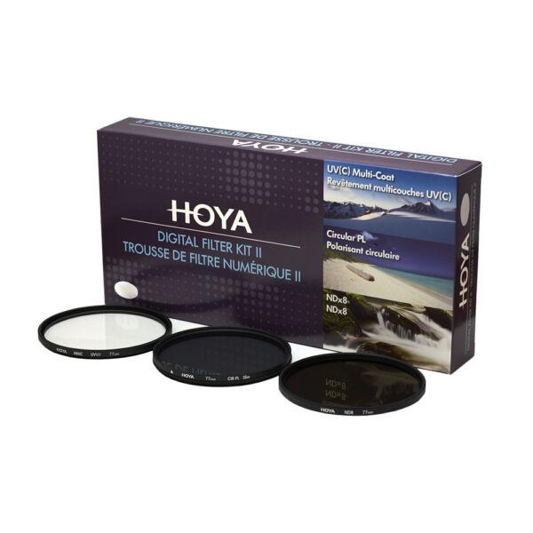 Hoya Digital Filter Kit II 77mm