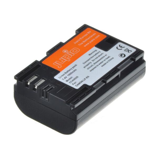 Jupio Canon LP-E6 1700 mAh akkumulátor
