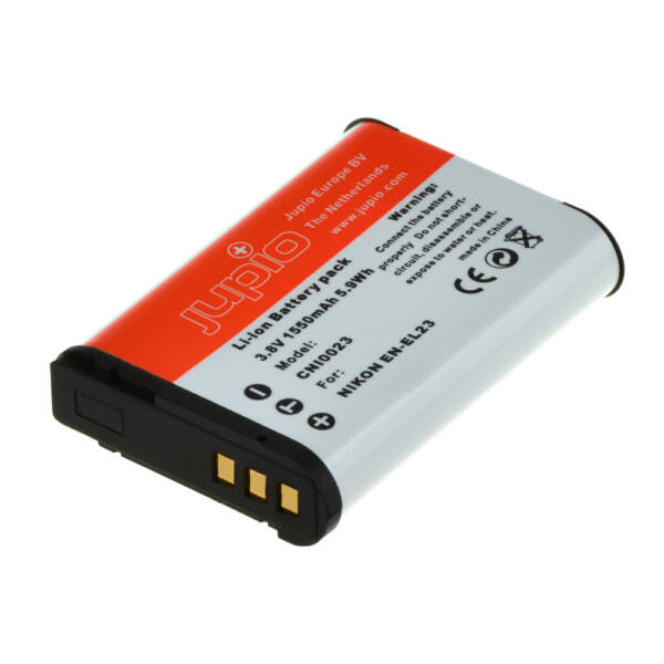 Jupio Nikon EN-EL23 1550 mAh akkumulátor