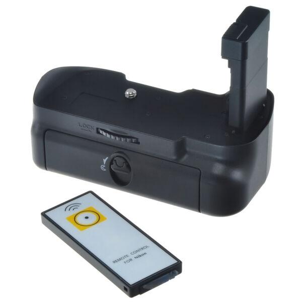 Jupio Nikon D5100/D5200/D5500 markolat