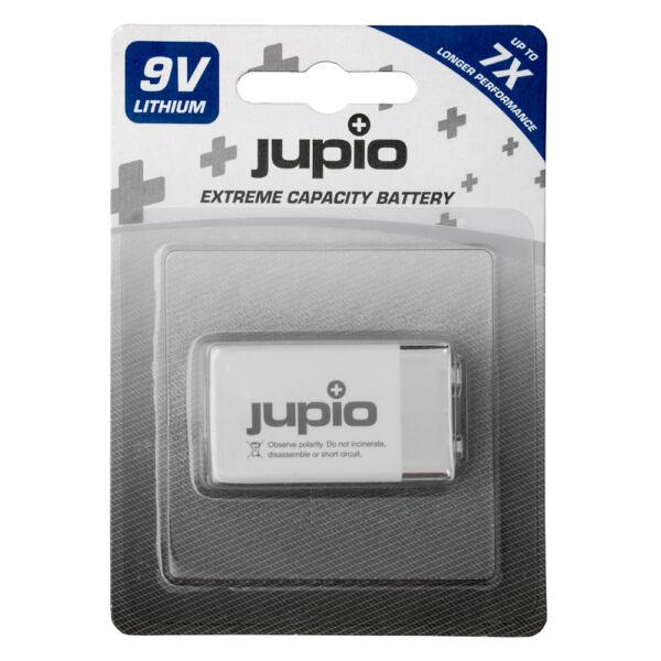 Jupio Lithium elem 9V (VPE-10)