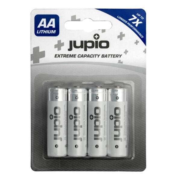 Jupio Lítium elem (ceruza) AA/4db