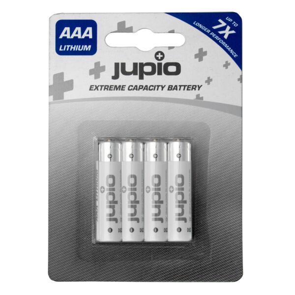 Jupio Lítium elem (mini ceruza) AAA/4db