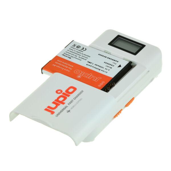 Jupio Univerzális Li-ion + AA + USB gyorstöltő World Edition (LUC0060)