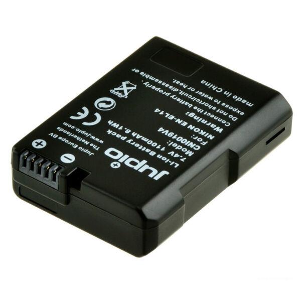 Jupio Nikon EN-EL14 1100 mAh akkumulátor