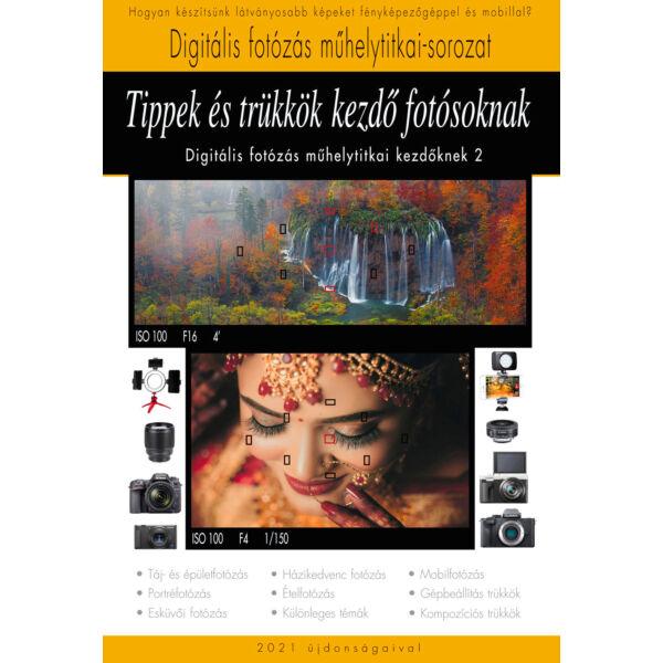 Könyv - Tippek és trükkök kezdő fotósoknak