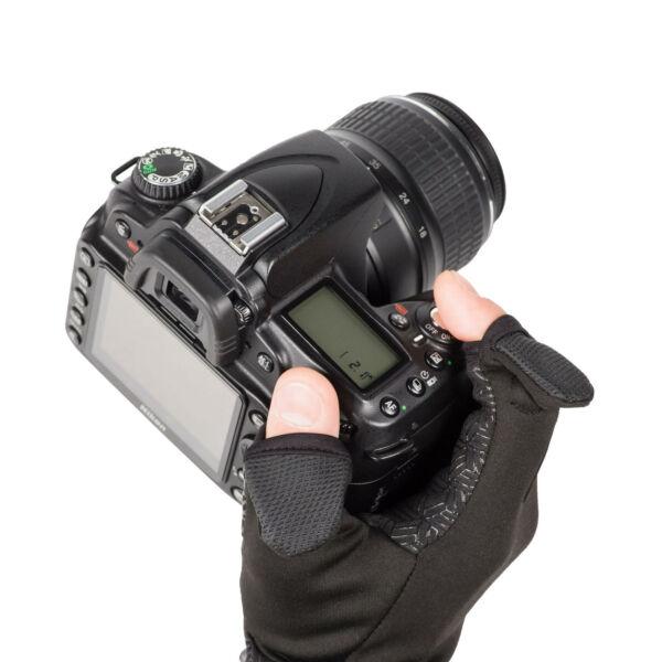 Kenko GRIP HOT SHOT III XL fotós kesztyű