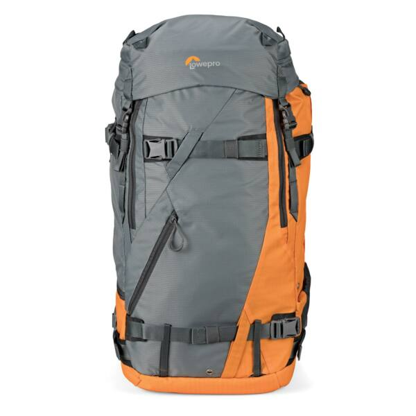 Lowepro Powder BP 500 AW Grey/Orange Hátizsák