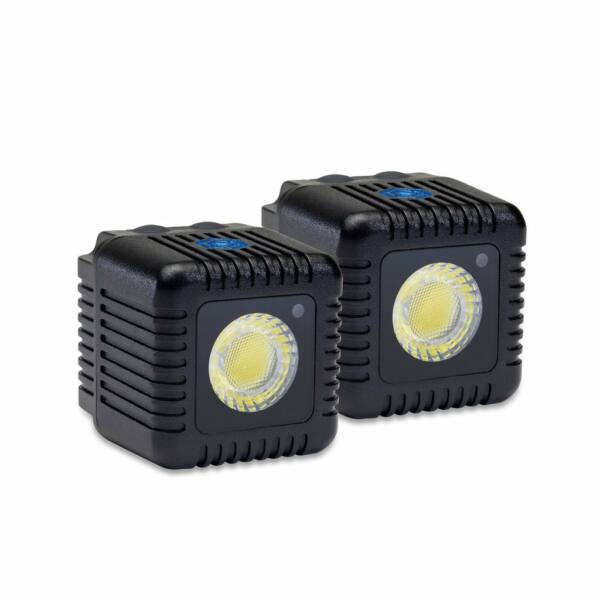 Lume Cube Dual Pack Black