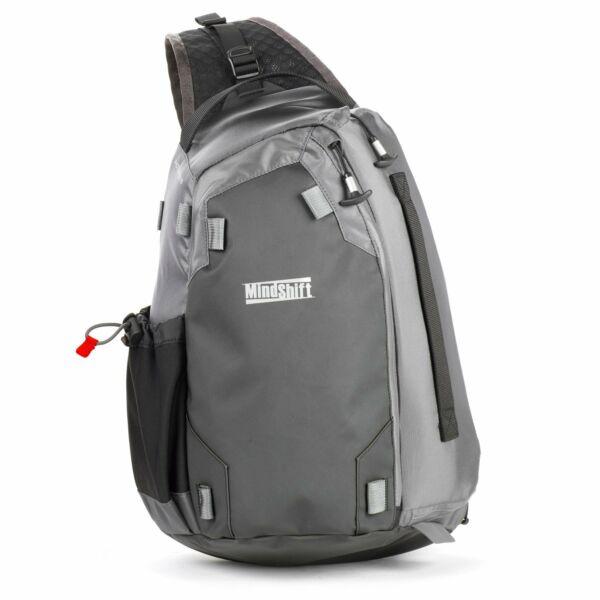 MindShift Gear PhotoCross 10 Szürke Egyvállas hátizsák