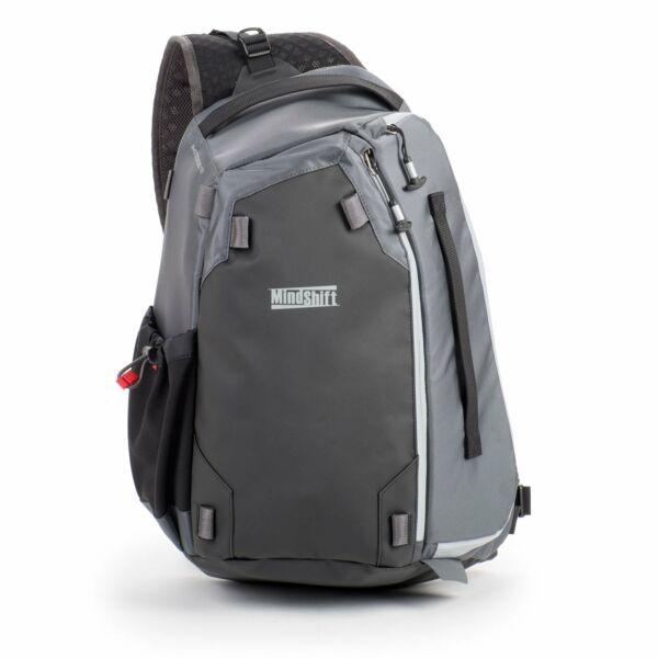 MindShift Gear PhotoCross 13 Szürke Egyvállas hátizsák