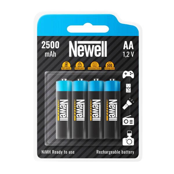 Newell AA 2500mAh 4db akkumulátor