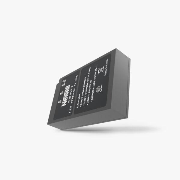 Newell Olympus BLS-5 akkumulátor