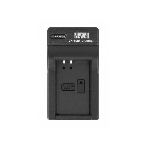 Newell DC-USB töltő Canon LP-E12 akkumulátorhoz