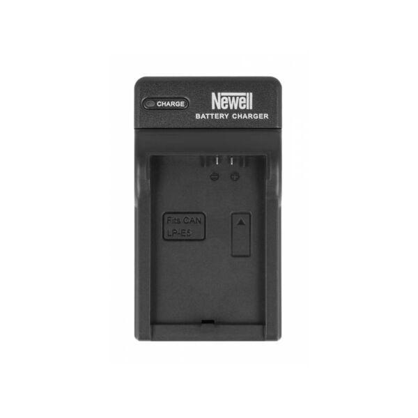 Newell DC-USB töltő Canon LP-E5 akkumulátorhoz