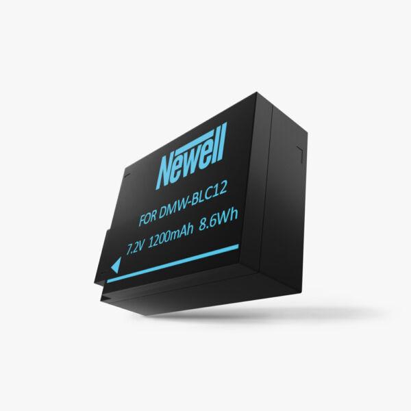 Newell Panasonic DMW-BLC12 akkumulátor