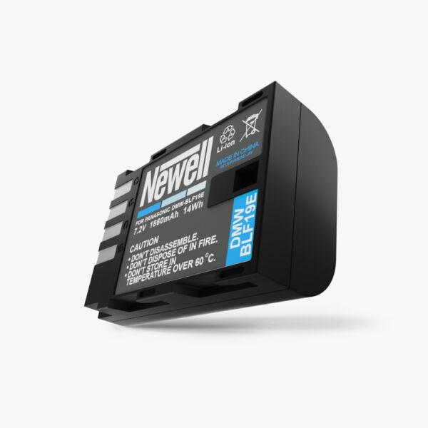 Newell Panasonic DMW-BLF19E akkumulátor
