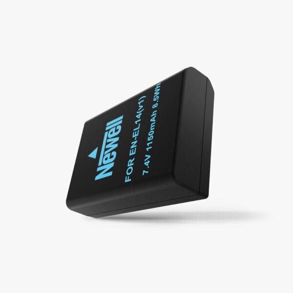 Newell Nikon EN-EL14a akkumulátor