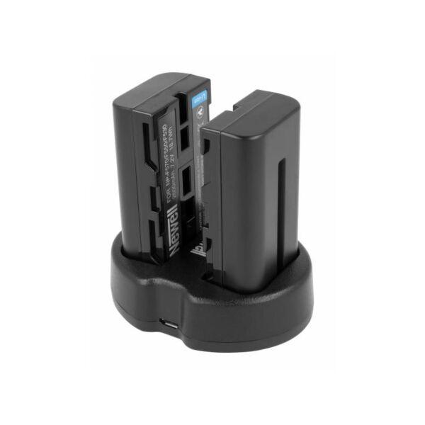 Newell Set SDC-USB +2db NP-F570 akku