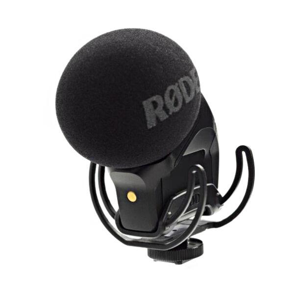 Rode Stereo VideoMic Pro Rycote professzionális sztereó videómikrofon